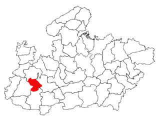 Indore district District of Madhya Pradesh in India