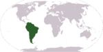 LocationSouthAmerica