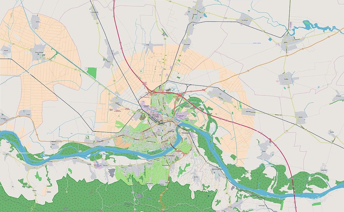 Stari Grad Novi Sad Wikipedia
