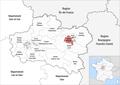 Locator map of Kanton Montargis 2019.png