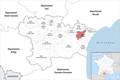 Locator map of Kanton Narbonne-1 2019.png