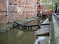 Lock 86, Rochdale Canal (Manchester City Centre) - geograph.org.uk - 1333296.jpg