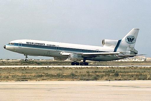 Lockheed L-1011-385-1 TriStar 50, Worldways Canada AN0835433