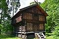 Loft storehouse, 1750-60, Norsk Folkemuseum, Oslo (1) (35631673124).jpg