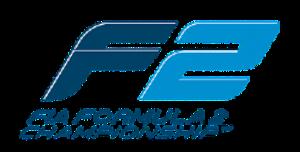 FIA Formula 2 Championship - Image: Logo Formel 2