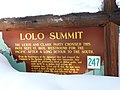 Lolo Summit Sign.jpg