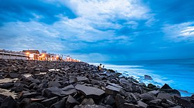 Long exposure shot of Beach road near Pondicherry harbour.jpg