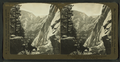 Looking West from Nevada Trail, down Merced Canon past Grizzly Peak to Glacier Point, Yosemite, Cal. U.S.A, by H.C. White Co..png