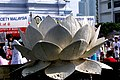 Lotus Water Foundation at Buddhist Maha Vihara Brickfields, Kuala Lumpur, Malaysia.jpg
