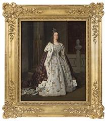 Lovisa, 1828-1871, drottning, gift medkung Karl XV
