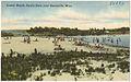 Lower beach, Sardis Dam, near Batesville, Miss. (5529514444).jpg