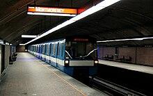 orange line montreal metro wikipedia. Black Bedroom Furniture Sets. Home Design Ideas