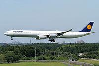 D-AIHP - A340 - Lufthansa