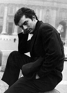 Luigi Tenco Italian singer