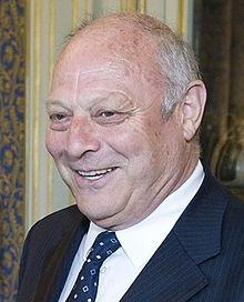Luis Durnwalder, presidente della Provincia autonoma di Bolzano e leader del partito dal 1989 al 2013.
