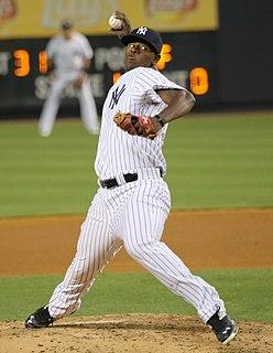 Luis Severino Dominican baseball player