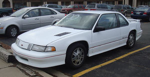 Chevrolet Lumina - 1991–1994 Chevrolet Lumina Z34