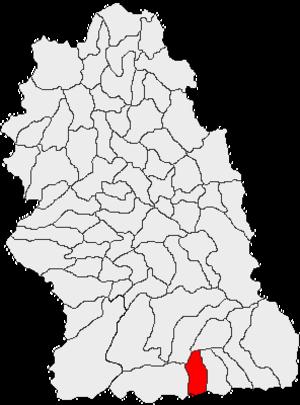Lupeni - Image: Lupeni jud Hunedoara