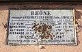 Lyon 9e - Plaque situation géographique 1882 Saint-Rambert (fév 2019).jpg