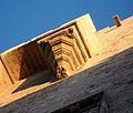 Mènsula a les torres de Serrans, València.JPG