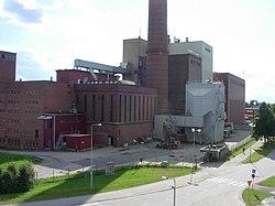 Turve Suomen energiantuotannossa – Wikipedia