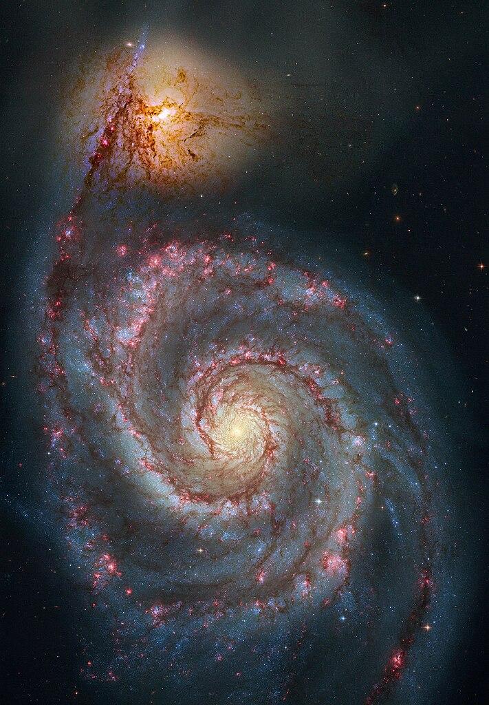 Messier 51 (HST)