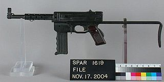 MAT-49 submachine gun