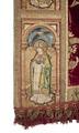 MCC-21485 Rode koorkap met verrijzenis op schild, aurifriezen met Bonifatius, Augustinus en Barbara (11).tif