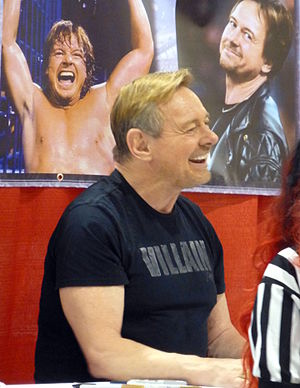 Roddy Piper - Piper in 2015, months before his death