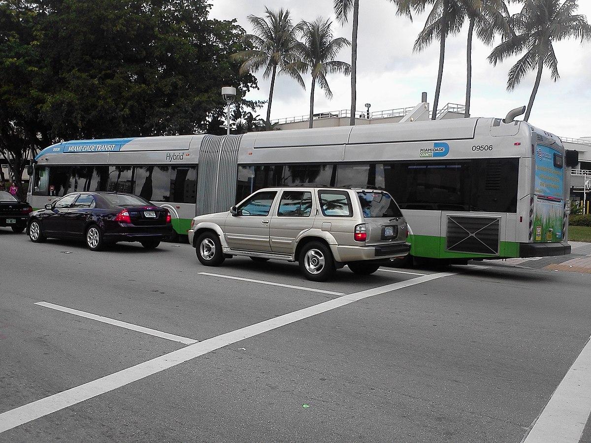 List Of Metrobus Routes Miami Dade County Wikipedia