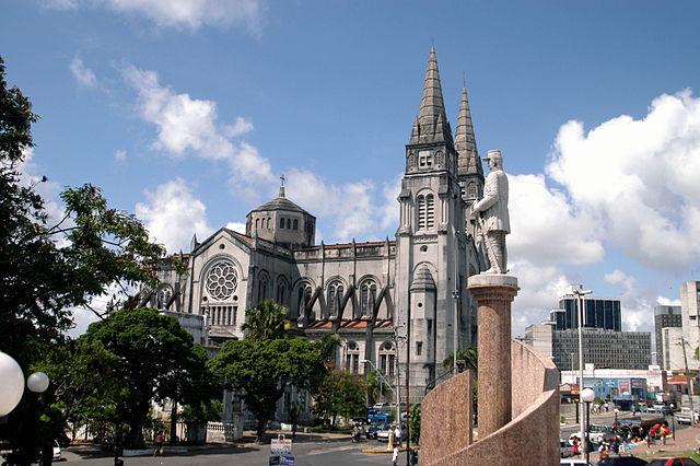 Resultado de imagem para Catedral Metropolitana de Fortaleza