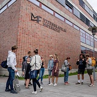 MF Norwegian School of Theology, Religion and Society