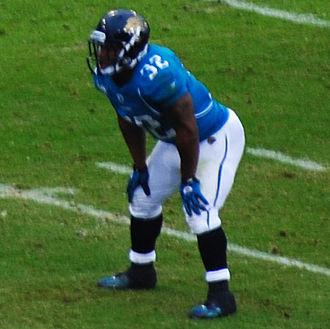 Maurice Jones-Drew - Jones-Drew in 2011