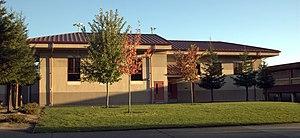 Monte Vista High School (Danville, California) - Music building