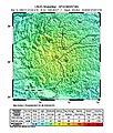 M 6.5 - Hindu Kush region, Afghanistan - Shakemap.jpg