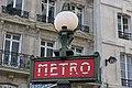 Mabillon metro station, Paris 9 April 2014 001.jpg