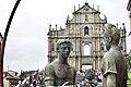 Macau - Ruins of Saint Paul's (Ank Kumar) 02.jpg