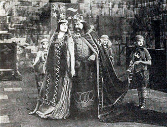 Macbeth (1916 film) - Image: Macbeth 1916 still