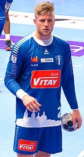 Maciej Gębala Polish handball player