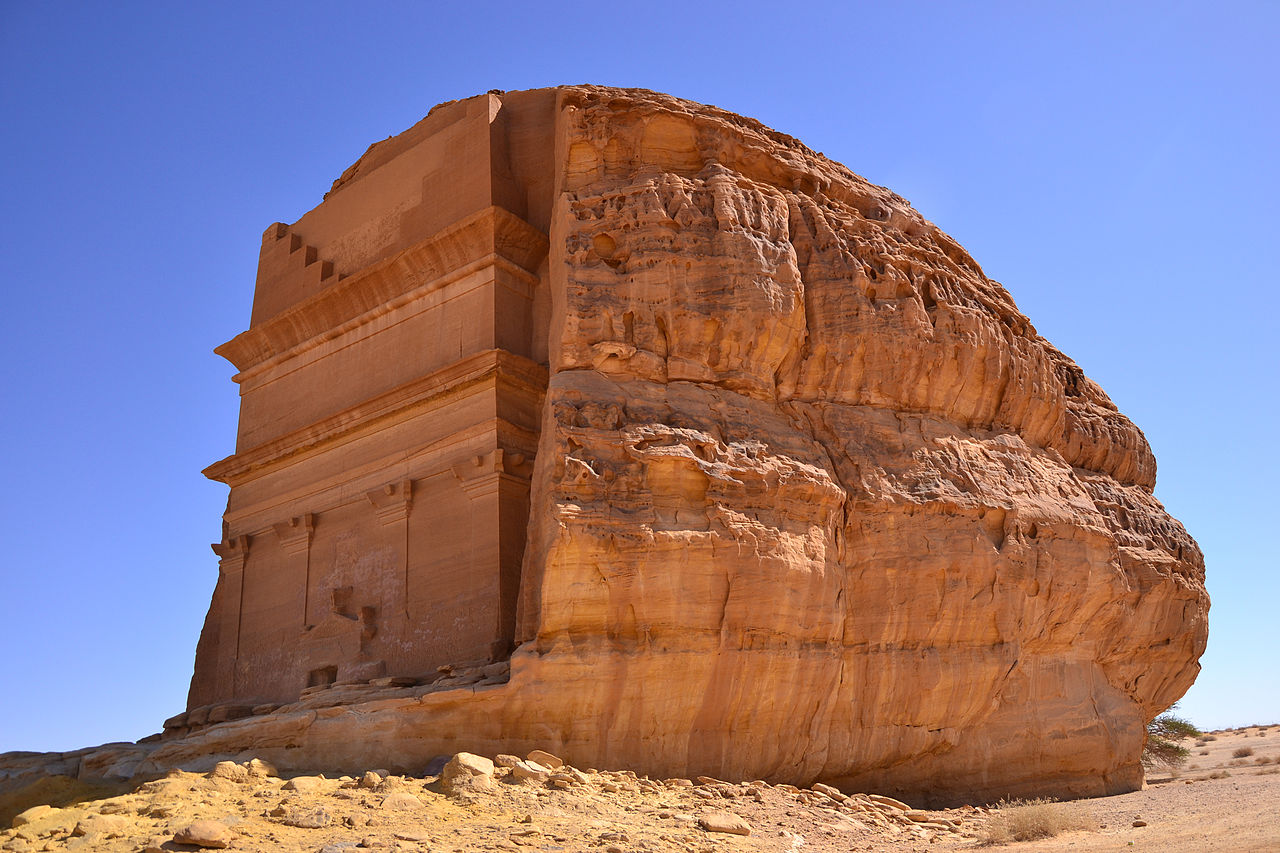 Madain Saleh Tombs - Things to Do in Saudi Arabia