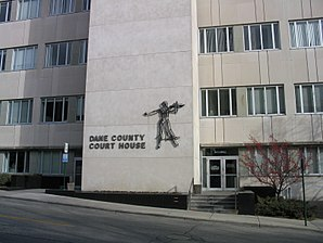 Dane County Courthouse