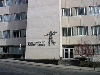 U.S. county in Wisconsin