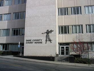 Dane County, Wisconsin - Image: Madison, Wisconsin Dec 04 IMG 2851