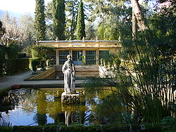 Jardin serre de la madone wikipedia - Serre de jardin 12m2 ...