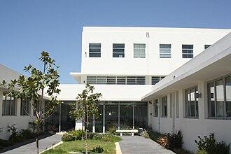 Economy of Israel - Jerusalem Venture Partners (JVP) compound in Jerusalem, one of Israel's largest Venture Capital firms.