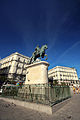 Madrid. Puerta del Sol square. Equestrian statue of Carlos III. Spain (2857889226).jpg
