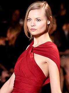 Magdalena Frąckowiak model