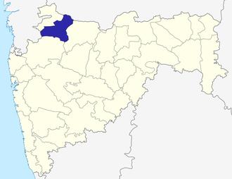 Dhule district - Image: Maharashtra Dhule