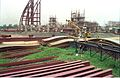 Main Auditorium Under Construction - Convention Centre Complex - Science City - Calcutta 1994-11-03 494.JPG