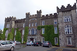 Clongowes Wood College Voluntary boarding school in Clane, County Kildare, Ireland
